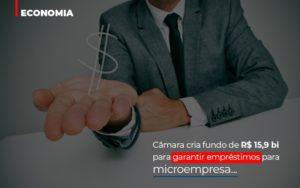 Camara Cria Fundo De Rs 15 9 Bi Para Garantir Emprestimos Para Microempresa Abrir Empresa Simples - Contabilidade na Bahia - BA | Grupo Orcoma
