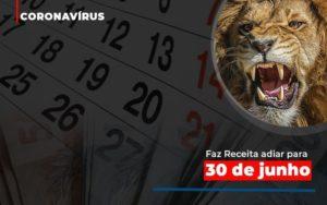 Coronavirus Faze Receita Adiar Declaracao De Imposto De Renda - Contabilidade na Bahia - BA | Grupo Orcoma
