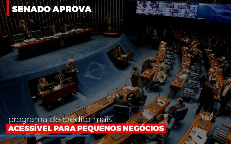 Senado Aprova Programa De Credito Mais Acessivel Para Pequenos Negocios - Contabilidade na Bahia - BA | Grupo Orcoma