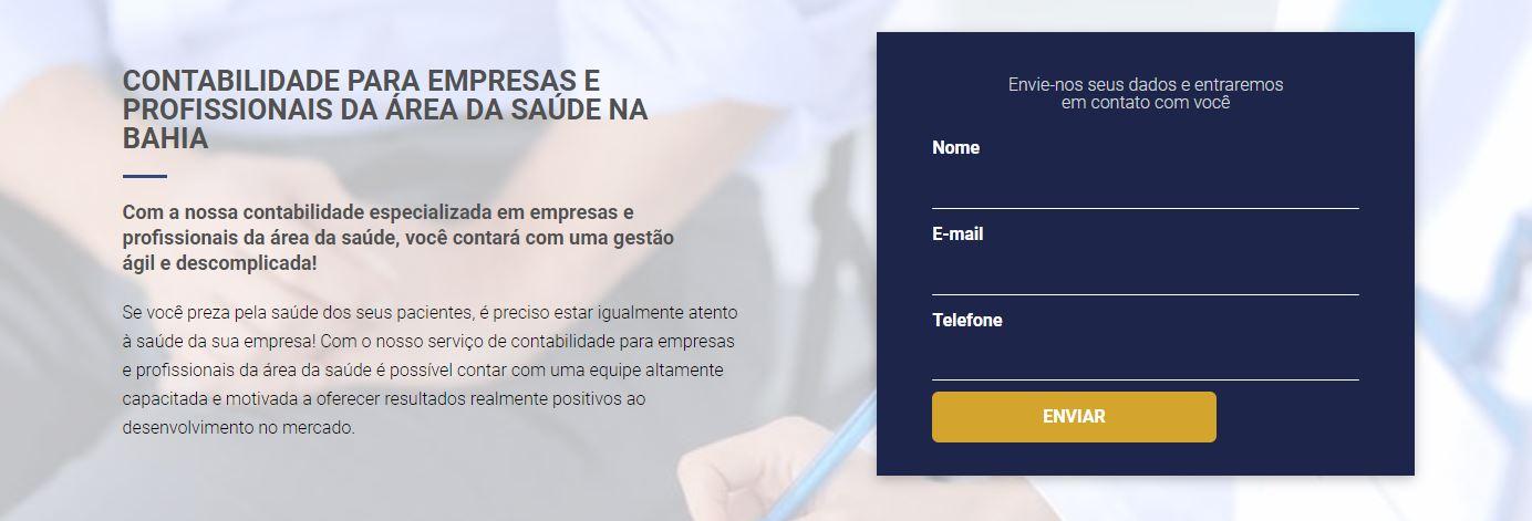 Contabilidade Para Area Da Saude - Contabilidade na Bahia - BA | Grupo Orcoma