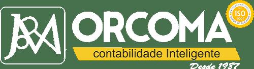 Orcoma Logotipo Branco Min - Contabilidade na Bahia - BA | Grupo Orcoma